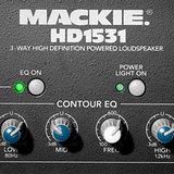 Mackie HD1531