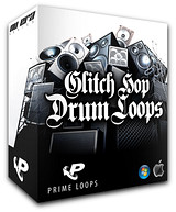 Prime Loops Glitch Hop Drum Loops