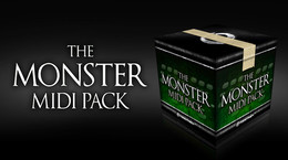 Toontrack MIDI Monster Pack