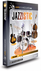 Univers Sons / Ultimate Sound Bank Jazzistic