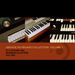 Precisionsound Vintage Keyboard Collection Volume 1