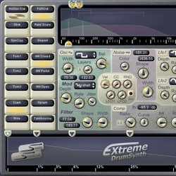 Sonic Sidekick Extreme DrumSynth