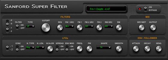 Sanford Super Filter