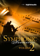 Big Fish Audio Symphonic Manoeuvres 2