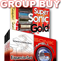 eSoundz Super Sonic SampleTank Group Buy