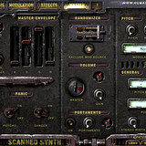 Human Sound Systems Scanned Synth Pro 2