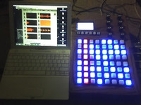 Lennon Luks MIDI Controller/Sequencer