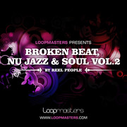 Loopmasters Reel People – Broken Beat, Nu Jazz and Soul Vol. 2