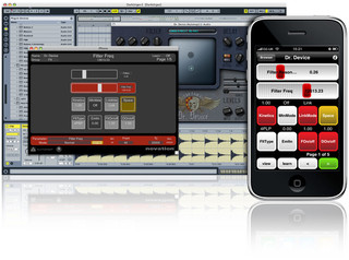 Novation Automap for iPhone / iPod Touch
