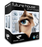 Prime Loops Future House Drum Loops