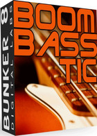 Producer Loops Bunker 8 BoomBassTic