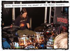 The Metal Foundry - Dirk Verbeuren