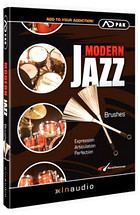 XLN Audio Modern Jazz - Brushes