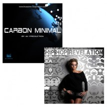Bluezone Hip Hop Revelation / Carbon Minimal