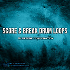 Bluezone Score & Break Drum Loops
