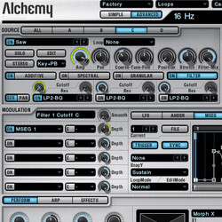 Camel Audio Alchemy