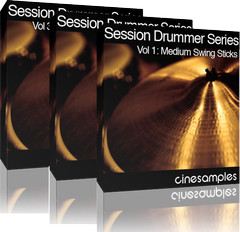 Cinesamples Session Drummer Series
