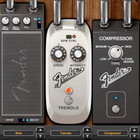 IK Multimedia AmpliTube Fender - Wah, Tremolo and Compressor stomps