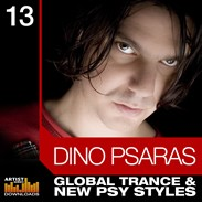 Loopmasters Dino Psaras - Global Trance and Psy Styles