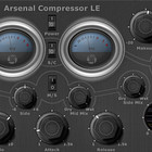 Speaker Blower Arsenal Compressor LE