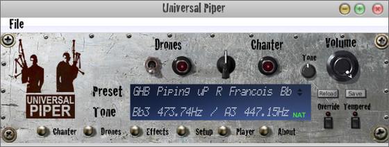 Universal Piper (standalone)