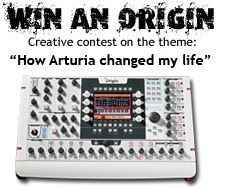 Arturia 10YEAR CONTEST