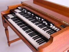 B4 (II) MIDI Organ Controller