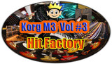 Kid Nepro Korg M3 Volume #3 - Hit Factory