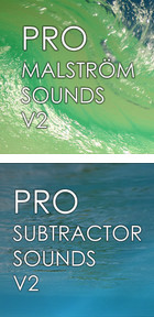 Kreativ Salad PRO Malstrm Sounds V2 and PRO SubTractor Sounds V2