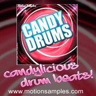 Motion Samples Candy Drums