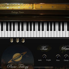 Musicrow Piano Trilogy - Vintage Piano