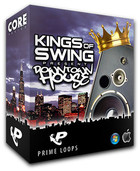 Prime Loops Kings of Swing Present: Downtown House