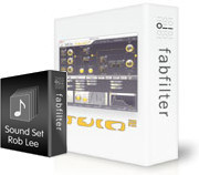 FabFilter Rob Lee Sound Set for FabFilter Twin 2