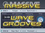 Le Lotus Bleu Wave Grooves