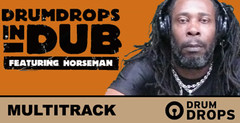 Loopmasters Drum Drops In Dub Vol2 Multi Tracks