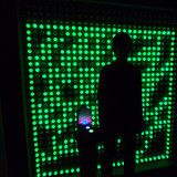 Giant LED board