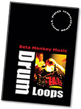 Beta Monkey Music Drum Loops