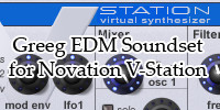 VST Cafe Greeg EDM Soundset