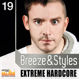 Loopmasters Breeze & Styles - Extreme Hardcore