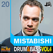 Loopmasters Mistabishi - Drum & Bass Vol. 4