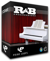 Prime Loops R&B Progressions