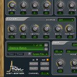 reKon audio VST Pulse Editor