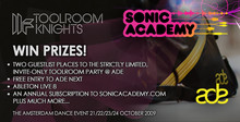 Sonic Academy / Toolroom Competition