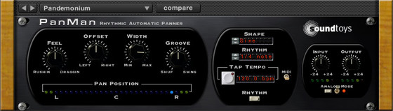 SoundToys PanMan
