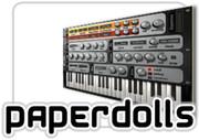 TeamDNR Paperdolls