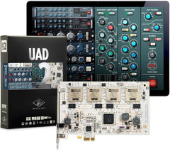Universal Audio UAD QUAD Neve