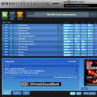 Univers Sons / Ultimate Sound Bank UVI Workstation