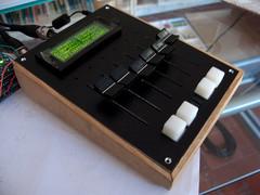 Cyrille Arndt DIY Arduino-based MIDI controller