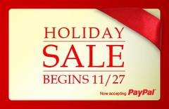 Cakewalk Holiday Sale
