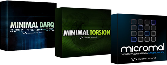 Cluster Sound Minimal Darq, Minimal Torsion & Micromal GBox